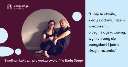 Ewelina i Łukasz