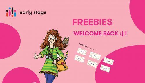 Materiały dla nauczycieli języka angielskiego - Welcome Back