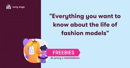 Materiały dla nauczycieli w języka angielskiego - Fashion models