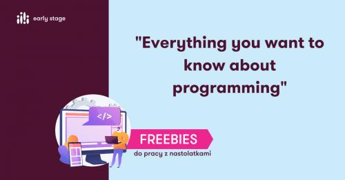 Materiały dla nauczycieli w języka angielskiego - Programming