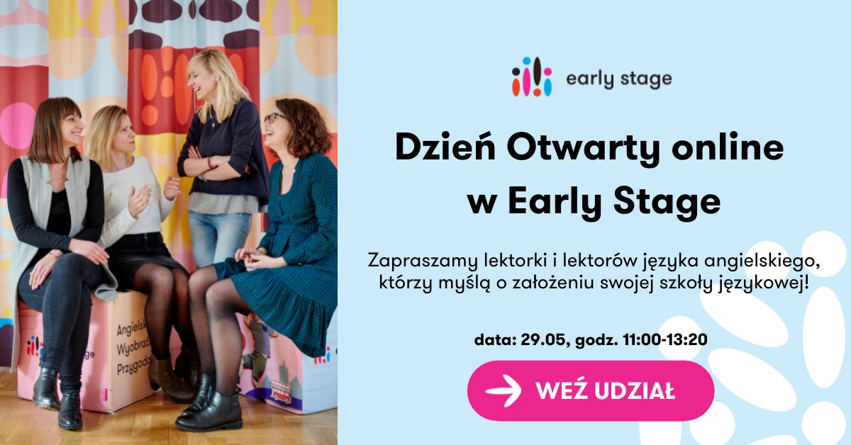 Reklama Dzień Otwarty online w Early Stage 1200x628 3